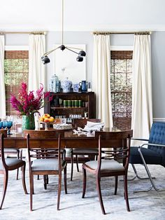 Southern Décor Tricks: Modern Accents