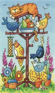 Bird Table - Birds Of A Feather