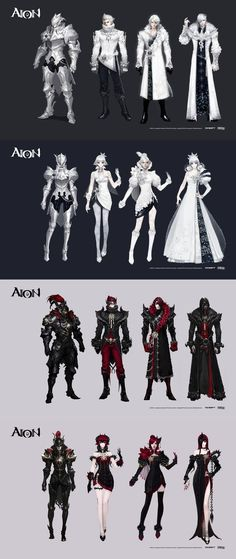 #Aion concept art | Pinned Time: 20141227 (Taipei) | #ConceptElement #概念元素: