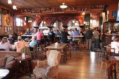 Beveridge Place Pub Interior