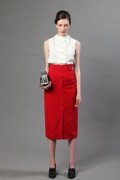 Picture Waist Skirt, High Waisted Skirt, Skirts, Pictures, Collection, Fashion, Photos, High Waist Skirt, Moda