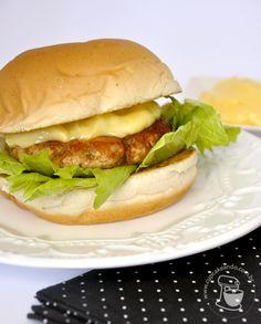 Cupcakeando » Arquivos » Hambúrguer de salmão e maionese caseira