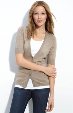 Want this Calson cardigan, great for spring!