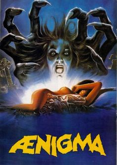 Aenigma - Directed by: Lucio Fulci - Country: Italy, Yugoslavia - Release date: 1987