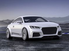 #Audi TT Quattro Sport Concept : un 2.0 de 420 ch ! - Blog #Autoreflex