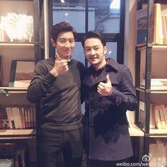 151127 China Celebrity WeiZhi weibo update with Chanyeol: http://ww4.sinaimg.cn/large/5930d5fejw1eyejbp2m3tj21e01e04qr.jpg …