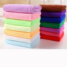 2019 New Frog Rainforest Rainbow 2019 Polyester Towels Ultra Soft & Absorbent Bathroom Towels Hotel Towels & Gym Towels Great Shower Towels