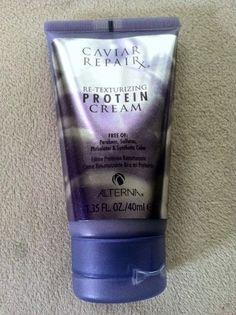 ALTERNA Caviar Repair RX Re-Texturizing Protein Cream (1.35 fl oz).  Retail $35/full size 5.1 fl oz.  Brand new.  SELL PRICE: $4.  *Shelly*