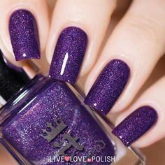 A-England Lady of The Lake Nail Polish (The Mythicals Collection)   Live Love Polish