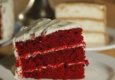 Caramel and red velvet layer cakes have been forecast as a culinary trend for 2012.