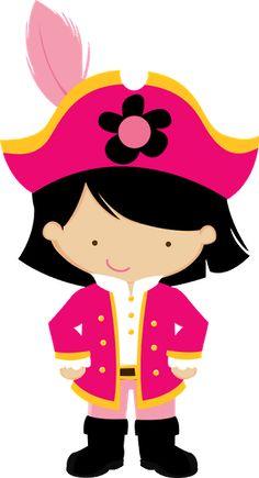 Piratas Meninas