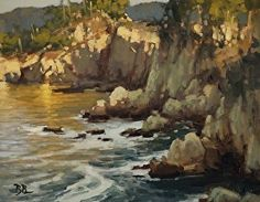 Painting water on pinterest watercolors watercolour and for Blue fish cove