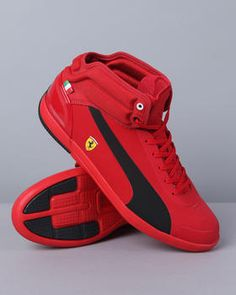 "Puma ""Driving Power Light SF Ferrari"" Sneakers! #puma #ferrari #sneakers"