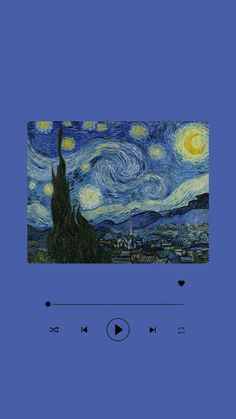 Noite estrelada Van Gogh