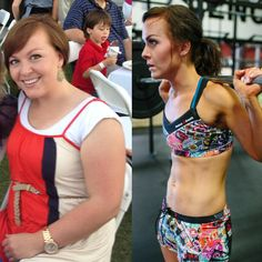 Throughout the majority of my life, I have struggled with my weight. I was always active trying out for sport teams in high school, riding horses, and roping with my dad. Although I considered myse…
