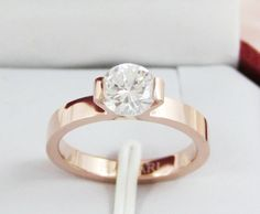 Bvlgari Love Rose Gold Ring