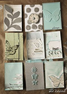 Inspiration for Project life tags Atc Cards, Card Tags, Journal Cards, Gift Tags, Greeting Cards, Project Life Layouts, Project Life Cards, Project Life Organization, Pocket Scrapbooking