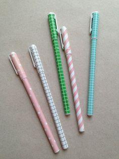 Urbanic Paper Boutique — Patterned Pens
