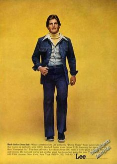Vintage Clothes/ Fashion Ads of the 1970s