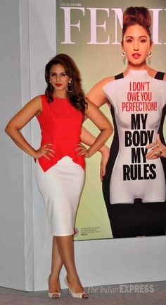 Huma Qureshi makes a bold statement on the cover of Femina.