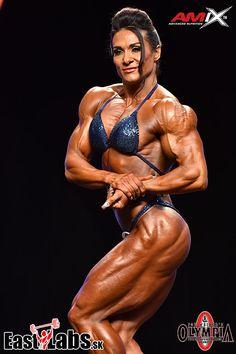Alina Popa - Muscle Goddess