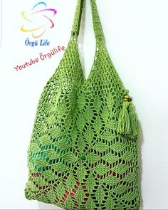 Amazing crochet bag with pattern rate it 1 to 10 10 is the best 💕💕 🌷get your free patterns by just clicking the link in the bio 👆 top – All Care Tİps Crochet Beach Bags, Bag Crochet, Crochet Market Bag, Crochet Clutch, Crochet Handbags, Crochet Purses, Filet Crochet, Crochet Shoulder Bags, Diy Tote Bag