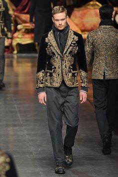 Dolce & Gabbana Men's A/W '12 Men's