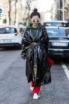 Back to basics: 59 ways to wear a jacket - Vogue Australia