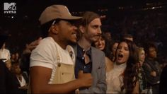 """Chance the Rapper told MTV News how it felt when Kanye West called him """"the future"""" at the VMAs."""