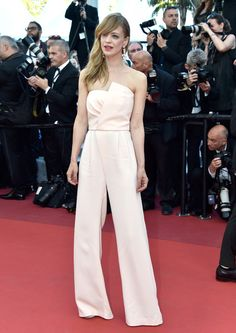 Heike Makatsch - All the Breathtaking Looks From the 2016 Cannes Film Festival - Photos