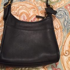 Vintage, Coach Crossbody Beautiful pristine condition, original coach tag on the bag. Coach Bags Crossbody Bags