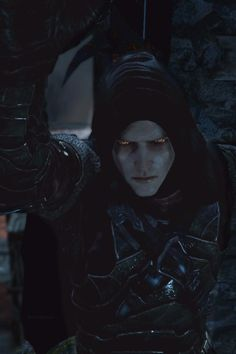 The Black Hand Shadow of Mordor