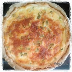 Leek and smoke salmon tart ! Bon Appetit !