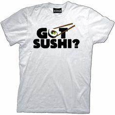 got sushi?