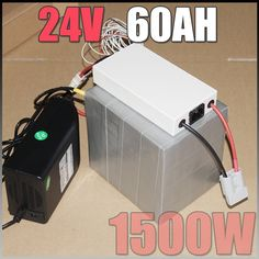 639.00$  Buy now - http://alikto.worldwells.pw/go.php?t=32719789782 - 24V 60Ah LiFePO4 Battery Pack ,1500W Electric Bicycle Battery + BMS Charger 24v lithium scooter electric bike battery pack 639.00$