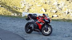 Transfogaras - Honda Cbr 600 RR Pc40 2007. The best pairing for a nice twisty mountain ride.