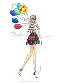 Brittany Fuson: Moji