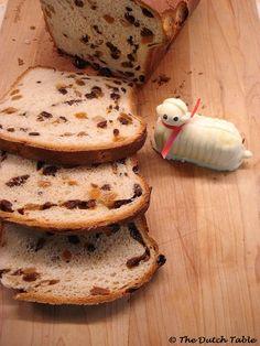 The Dutch Table: Paasbrood