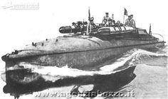 Navi da guerra | RN MAS 9 | 1915 | motosilurante | Regia Marina Italiana