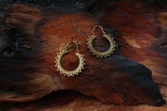 Gypsy Earring 2  ear jewelry