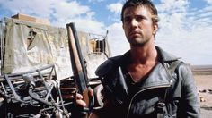 Mad Max 2: The Road Warrior, Mel Gibson as Max