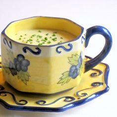 Julia Child's recipe for Leek and Potato Soup