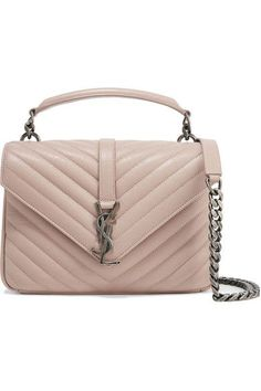 Blush leather Snap-fastening front flap Comes with dust bag Weighs  approximately 1.5lbs  b9c99689808ef