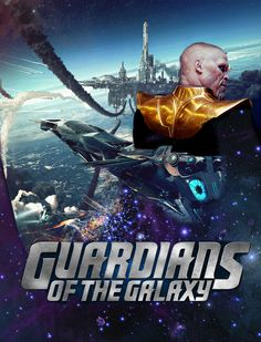 guardians of the galaxy | Fan Made Teaser Poster For GUARDIANS OF THE GALAXY