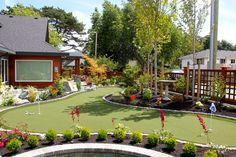 Ladies Golf, Women Golf, Golf Room, Golf Images, Golf Green, Backyard Cottage, Golf Practice, Backyard Playground, Golf Accessories