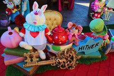Alice in Wonderland Birthday Party Ideas   Photo 1 of 39   Catch My Party