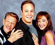 Kevin James (Doug Heffernan), Leah Remini (Carrie Heffernan),Jerry Stiller