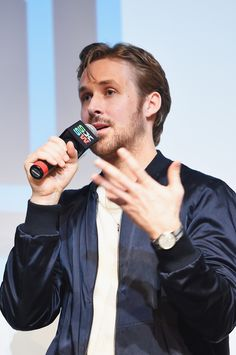 So sweet! Watch Ryan Gosling help a woman propose at the SXSW film festival — his reaction is too cute.