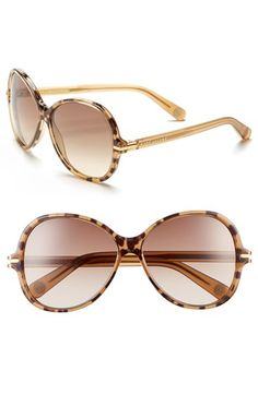 MARC JACOBS 60mm Sunglasses available at #Nordstrom