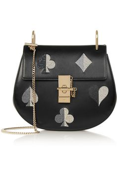 #chloe Leather bag